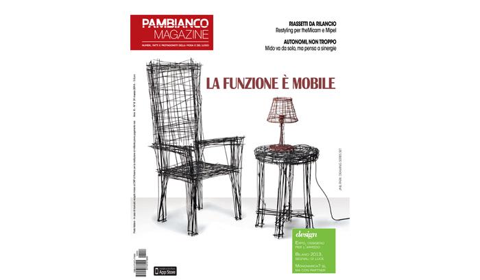 """Un magazine modello """"3 F"""" per la Milano di domani"""