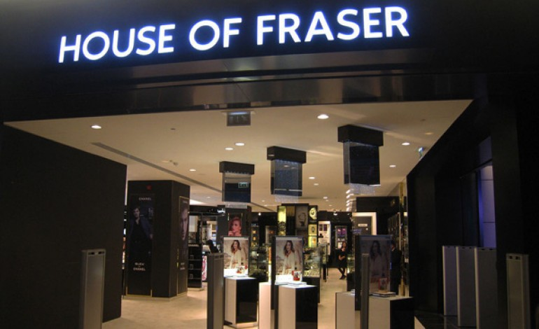 House of Fraser, ad Ashley il restante 11%