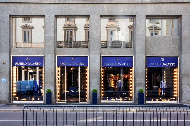 Store Angelo Galasso a Milano