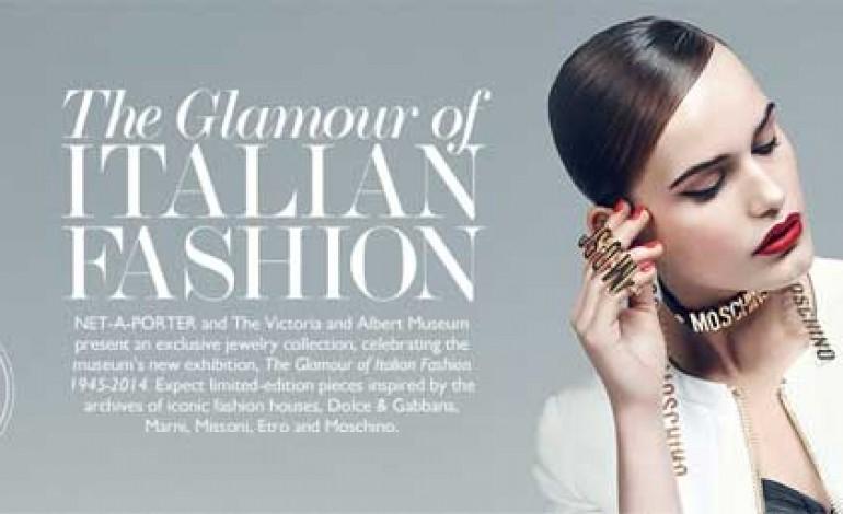 Net-a-Porter celebra l'arte della moda italiana