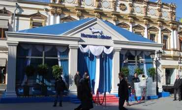 Harmont&Blaine debutta a Mosca