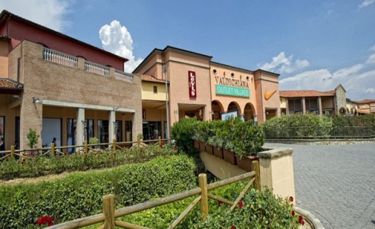 A Blackstone il Valdichiana Outlet Village