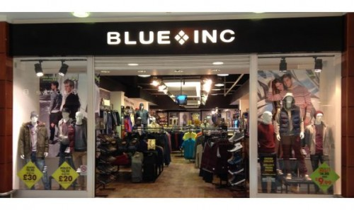 Store Blue Inc
