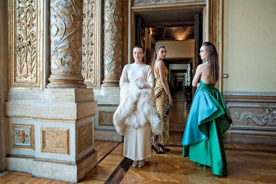 Mostra Italian Glamour