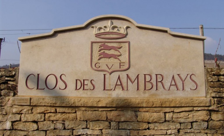 A Lvmh il gran cru Clos des Lambrays