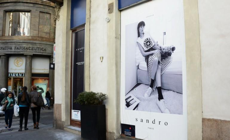 Sandro Paris arriva a Milano