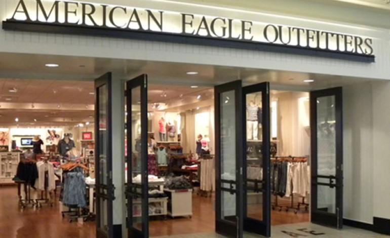 American Eagle a -86%, chiudono 150 store