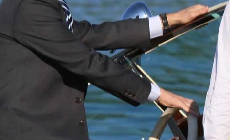 Galassi alla guida degli yacht Ferretti