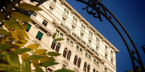 Hotel Principe di Savoia a Milano