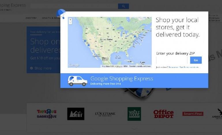 Google sfida Amazon sulle consegne a domicilio