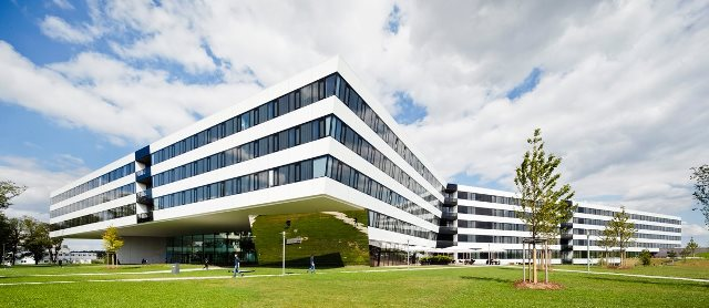 Quartier generale Adidas