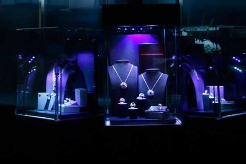 Gioielli in mostra a VicenzaOro