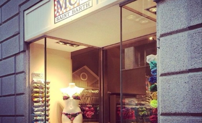 MC2 Saint Barth lancia linea con Italia Independent