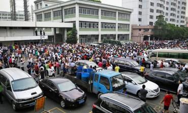 Basta scioperi, Nike valuta cambio location in Cina