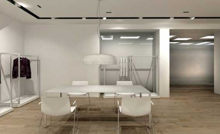 Giorgio Grati, a Milano il nuovo showroom
