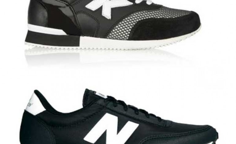 New Balance e Lagerfeld, causa sulle sneaker