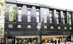 Marks & Spencer elimina 500 posti a Londra