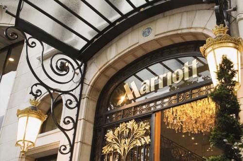 Marriott, Champs-Elisées