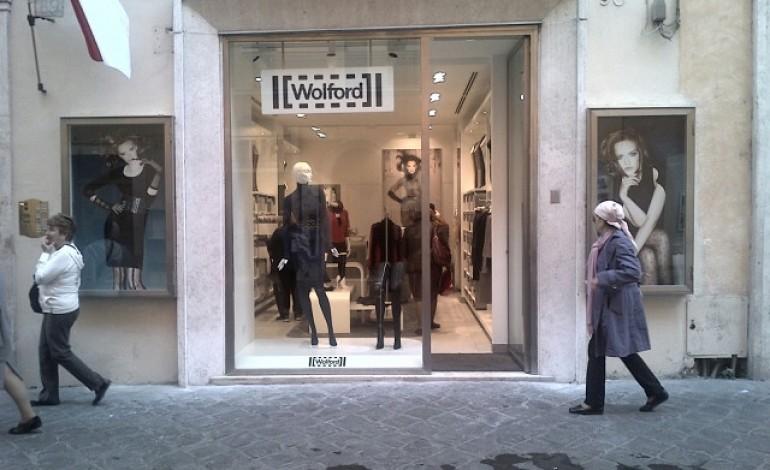 Wolford apre negozio a Roma