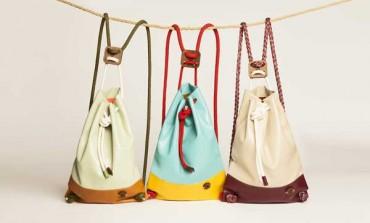 Gli zaini colorati di If Bags sbarcano nel Bastimento di Zucchi