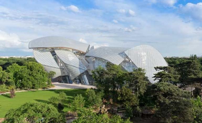 La Fondazione Louis Vuitton aprirà in ottobre