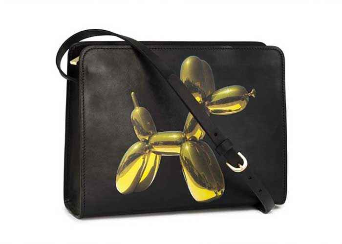 La Balloon Bag di Jeff Koons per H&M