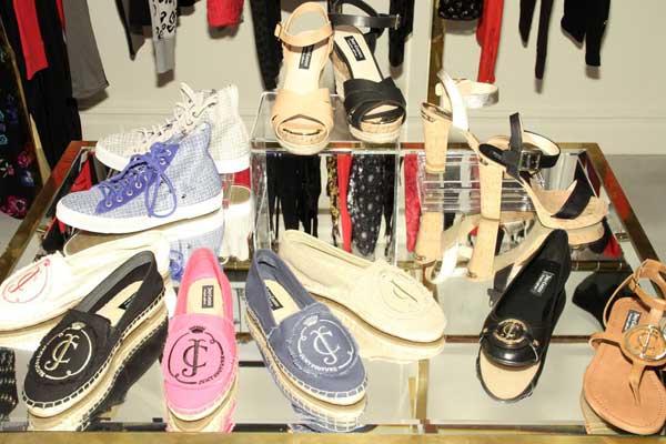 La nuova linea di calzature (ph. Kyle Ericksen)