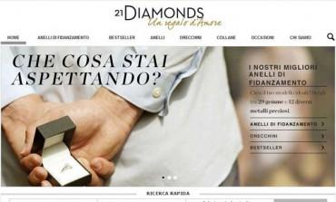 21Diamonds si affida ad Hybris per l'e-commerce