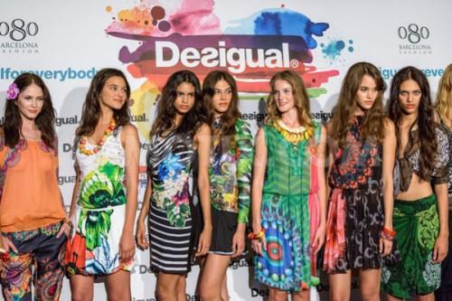 Desigual - Presentazione collezione P/E 2014 a Barcellona