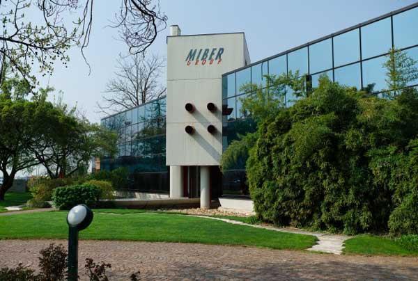 La sede di Miber