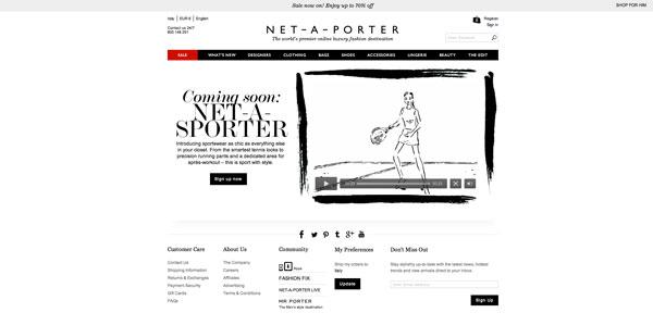 Net - a - porter