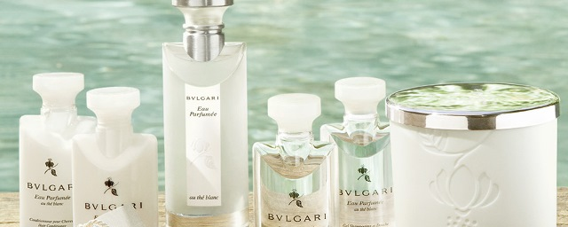 Bvlgari White Tea