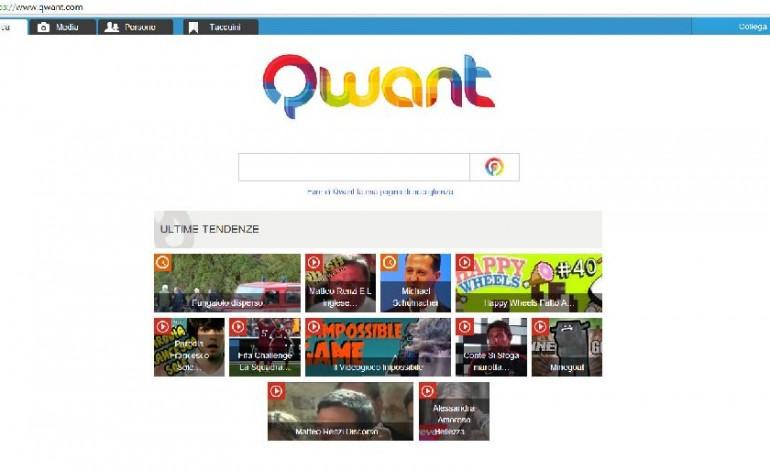 Axel Springer acquisisce il 20% di Qwant.com