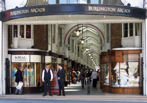 Burlington_Arcade,_north_entrance