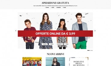 H&M lancia l'e-commerce anche in Italia