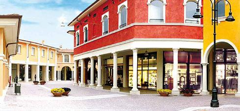 L'outlet di Bagnolo San Vito (MN)
