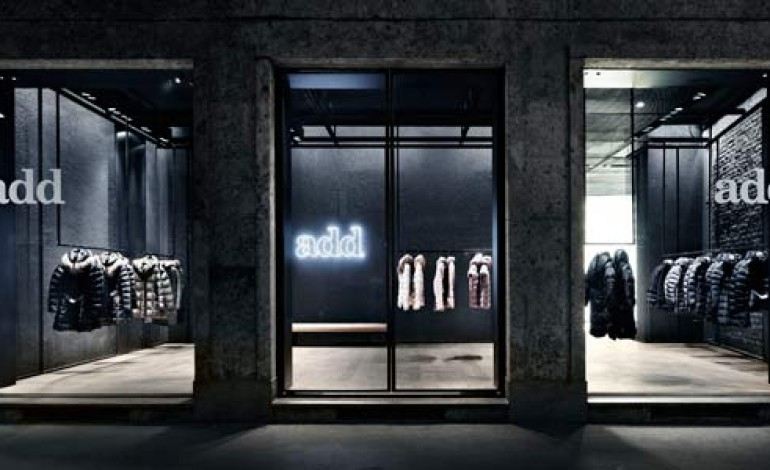 Add, nel Quadrilatero il primo store