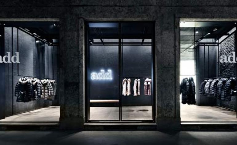 Add, nel Quadrilatero il primo store
