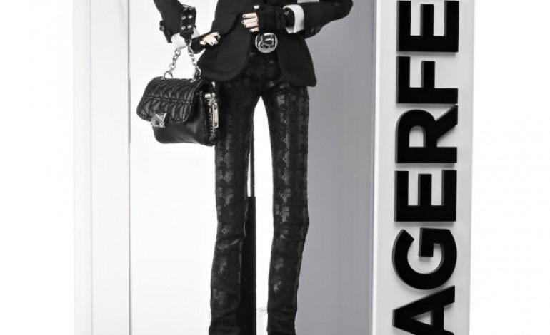 Barbie Karl Lagerfeld sbanca eBay