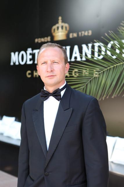 Cristiano Talassi - Brand Director Dom Pérignon, Hennessy, Glenmorangie e Ardbeg  in Moët Hennessy Italia.