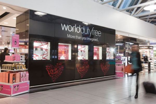 World Duty Free a Heathrow