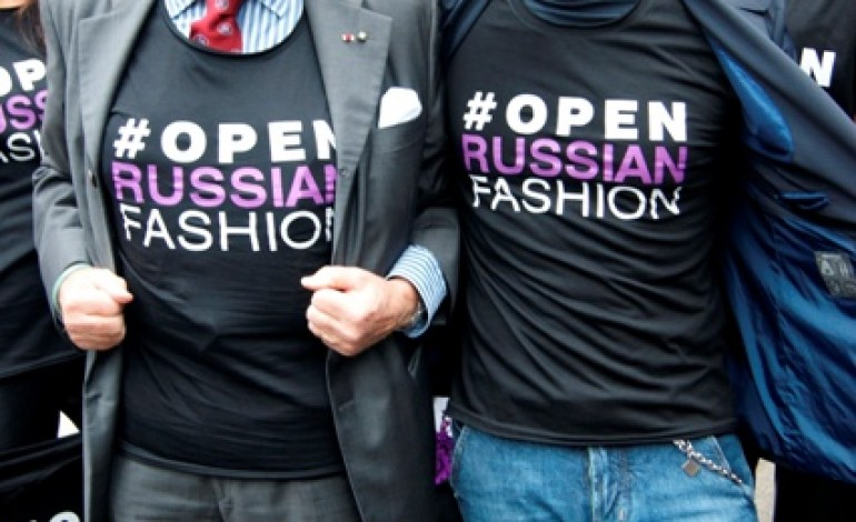 #Openrussianfashion invade Milano