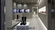 Un'immagine della nuova boutique