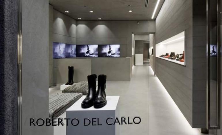 Prima boutique per Roberto Del Carlo