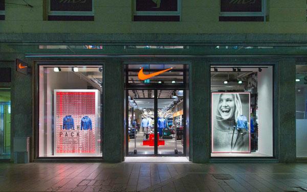 Nike Store Via Torino, Milano