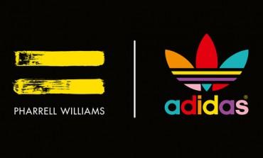 Adidas svela il logo della linea by Pharrell Williams