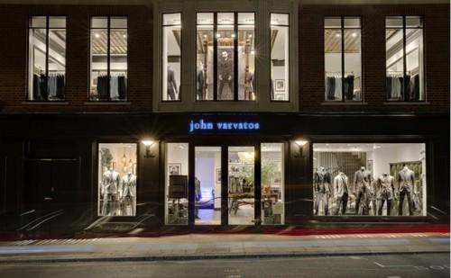 John Varvatos store Londra