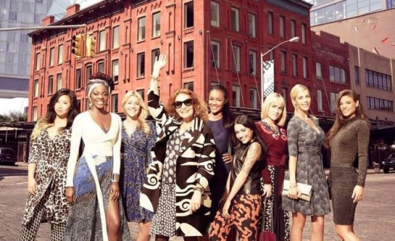 Diane Von Furstenberg si fa un reality