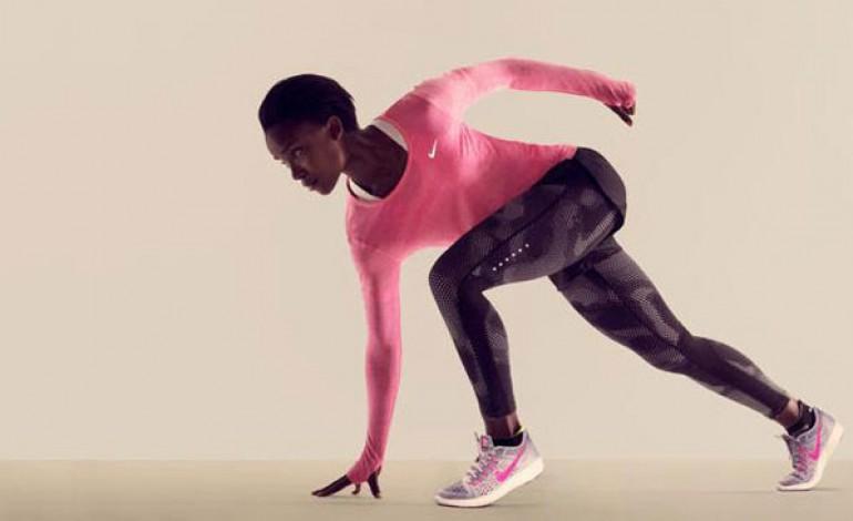 Nike porta la donna a Londra