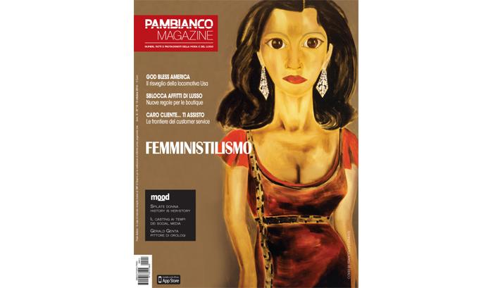 Vogue porta lustro Milano ringrazia